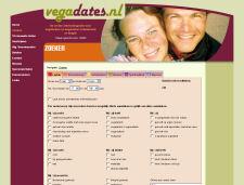 De website van Vegadates