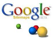 Google Sitemaps logo